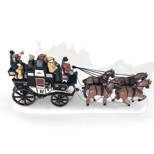 Dept 56 Heritage Village Collection Holiday Coach